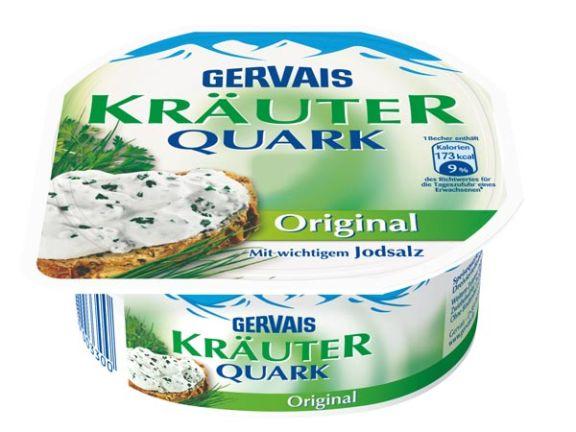 Gervais Kräuterquark von Hochland Deutschland GmbH
