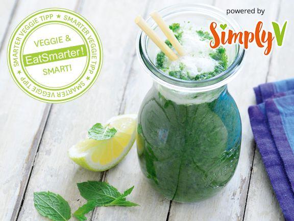 Gesund ernähren mit Simply V