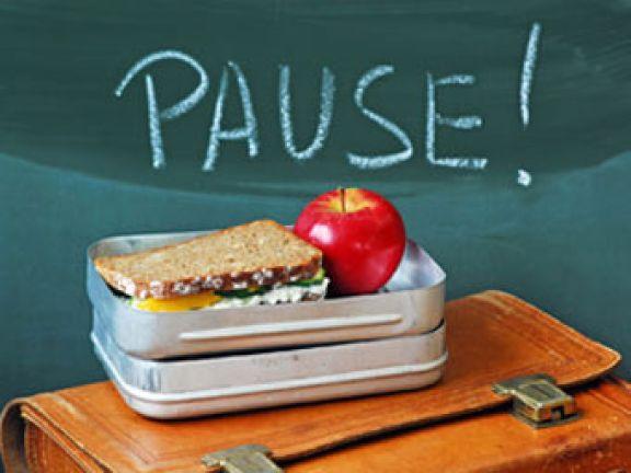 Gesund essen in der Schule