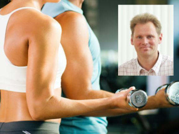 Sportwissenschaftler Prof. Dr. Stefan Dalichau