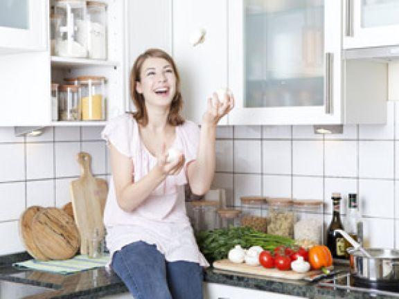 Gesunde und schnelle Küche – so geht's