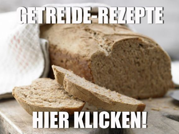 Getreide-Rezepte
