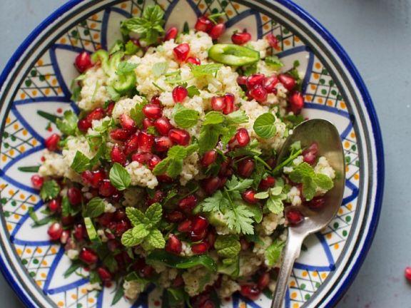 granatapfel couscous salat rezept eat smarter. Black Bedroom Furniture Sets. Home Design Ideas