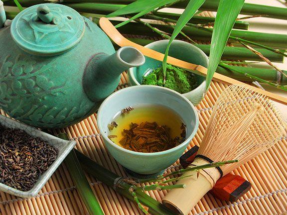 Grüner Tee ist zum Teil mit Schadstoffen belastet