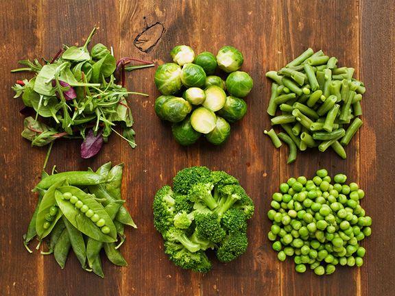 Grünes Gemüse hilft bei Schwerhörigkeit