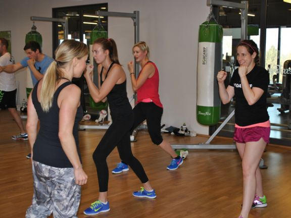 BoxCamp HIIT Warm Up