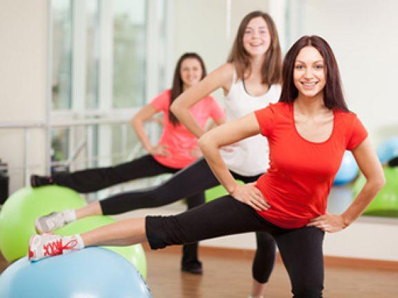Abnehmen mit Sport: Das gelingt mit Disziplin.