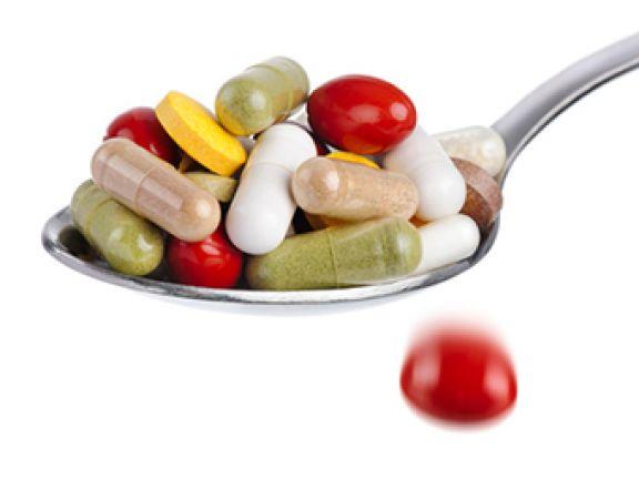 Dick durch Medikamente: Manchmal ist das tatsächlich der Grund für eine Gewichtszunahme.