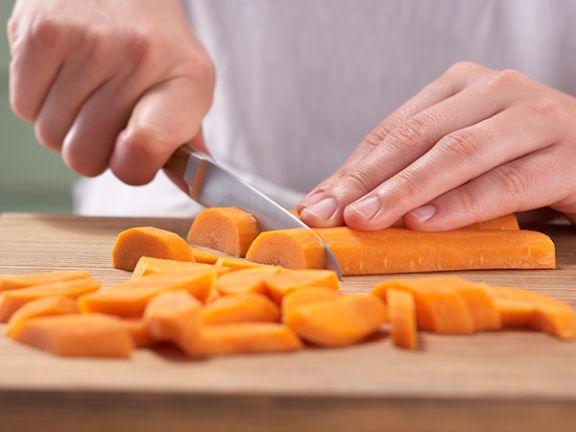 """""""Egal"""" bedeutet in der Küche gleich groß und gleich lang."""