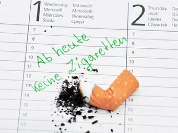 Endlich Nichtraucher – darauf reagiert auch der Stoffwechsel.