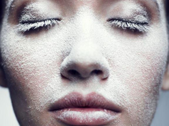 Im Winter ist die richtige Hautpflege wichtig