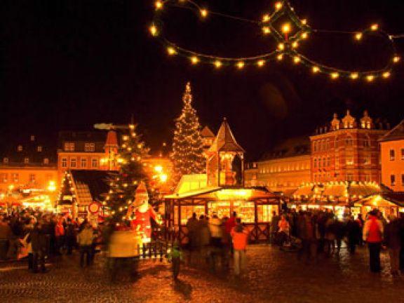 Kalorienfallen auf dem Weihnachtsmarkt