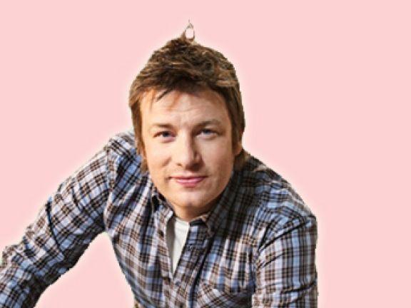 Wie Jamie Oliver Kinder für Salat begeistert