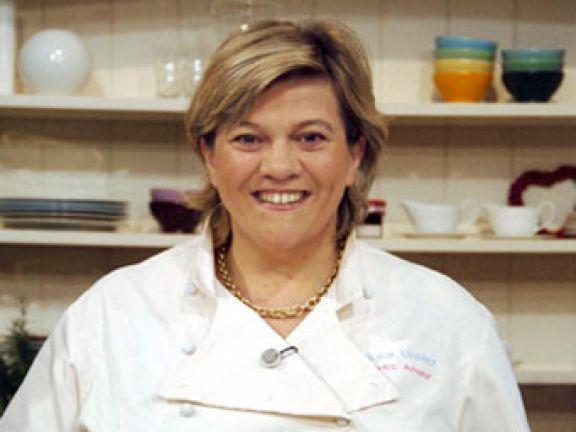 Niemand zeigte es ihr, sie lernte es trotzdem: Heute begeistert Lea Linster mit ihren Gerichten die ganze Welt.