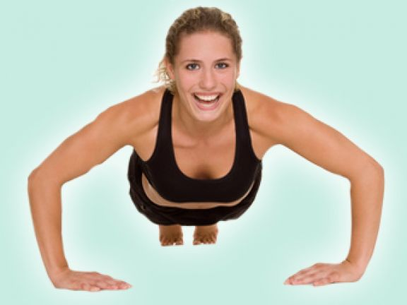 Fatburner-Übungen