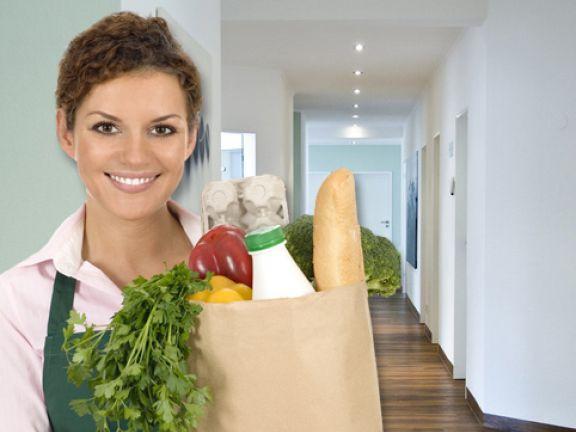 Gesunde Lieferdienste erobern Haushalte