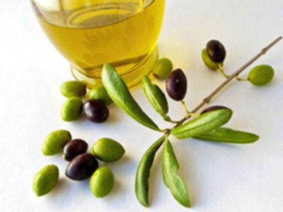 Schützt Olivenöl vor einem Schlaganfall?