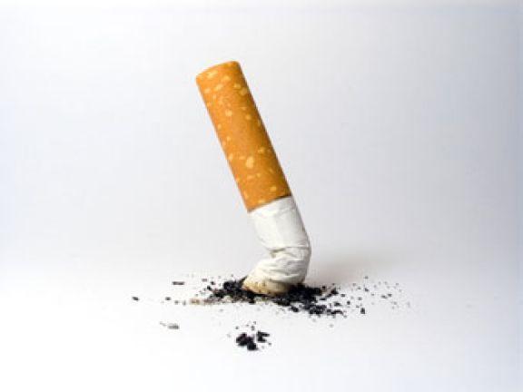 Die Medizin das Medikament vom Rauchen
