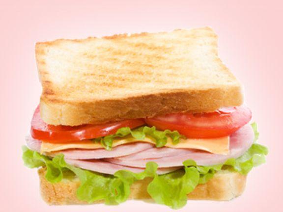 Geschichte vom Sandwich