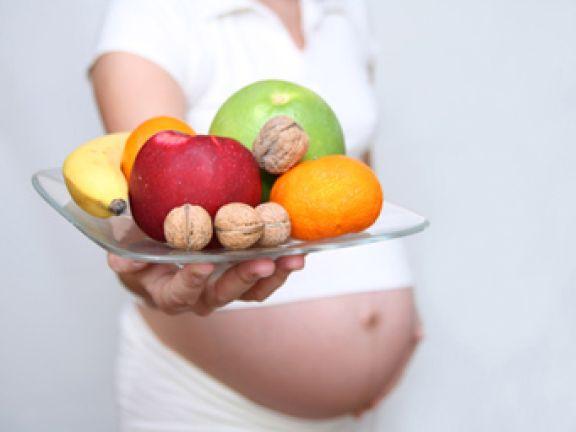 Müssen Schwangere für zwei essen?
