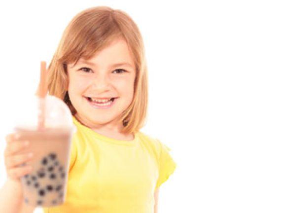 So gefährlich ist Bubble Tea für Kinder