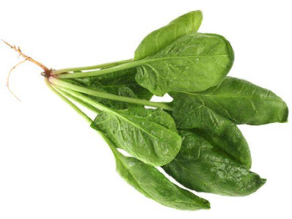Enthält Spinat viel Eisen?