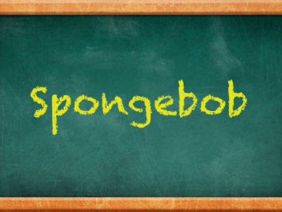 """Werden unsere Kinder durch """"SpongeBob"""" dumm?"""