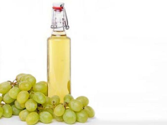 Wertvolles Traubenkernöl