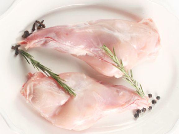 Feiert sein Comeback – das Kaninchenfleisch