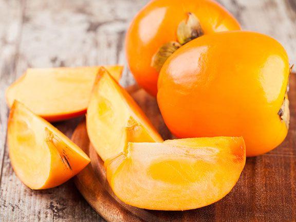kakis vitamine zum l ffeln eat smarter