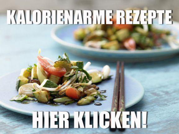 Kalorienarme Rezepte