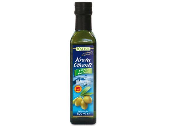 Kreta Olivenöl extra native von Theodor Kattus