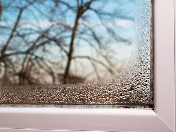Schluss mit Kondenswasser am Fenster