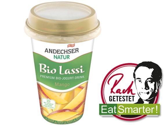 """Bio-Lassi der """"Andechser Molkerei Scheitz GmbH"""""""
