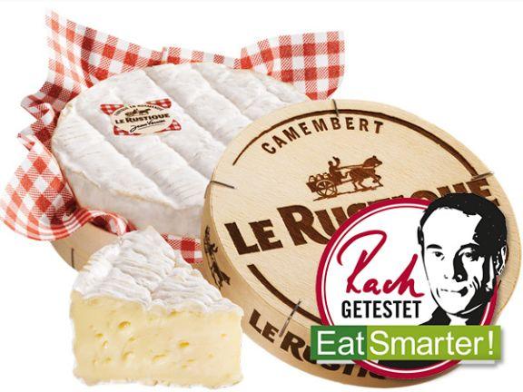 Le Rustique Camembert von Bongrain AG