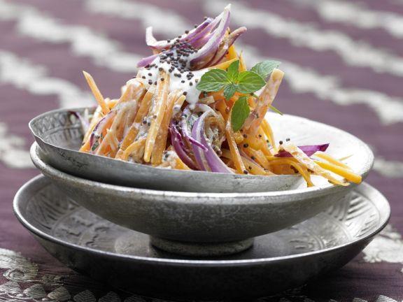 kochbuch low fat salat eat smarter. Black Bedroom Furniture Sets. Home Design Ideas