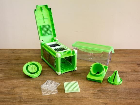 nicer dicer test der magic cube eat smarter. Black Bedroom Furniture Sets. Home Design Ideas