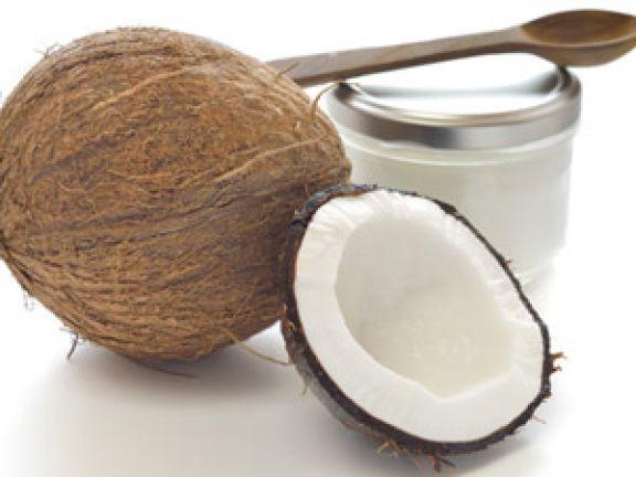 Kokosöl eignet sich zum Ölziehen