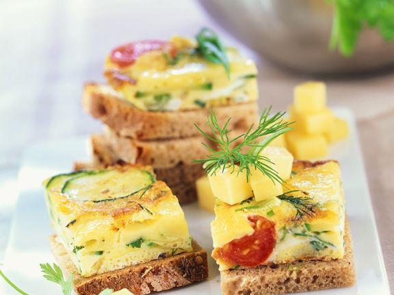 omelett mit gem se rezept eat smarter. Black Bedroom Furniture Sets. Home Design Ideas
