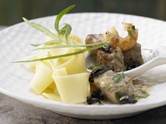 Ostermenü für Gourmets: Kalbsragout mit Morcheln