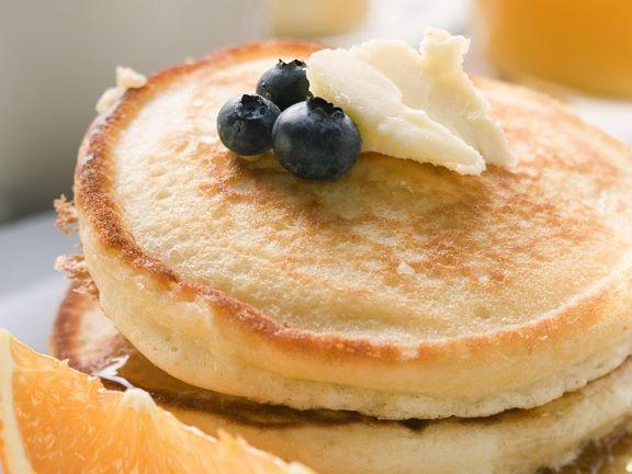 pancakes f rs breakfast rezept eat smarter. Black Bedroom Furniture Sets. Home Design Ideas