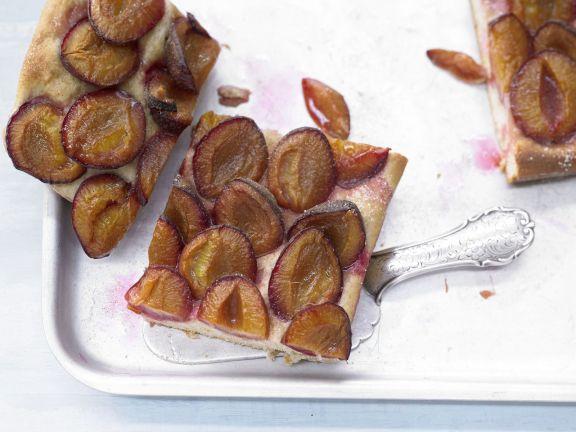 Pflaumen einfrieren für kuchen