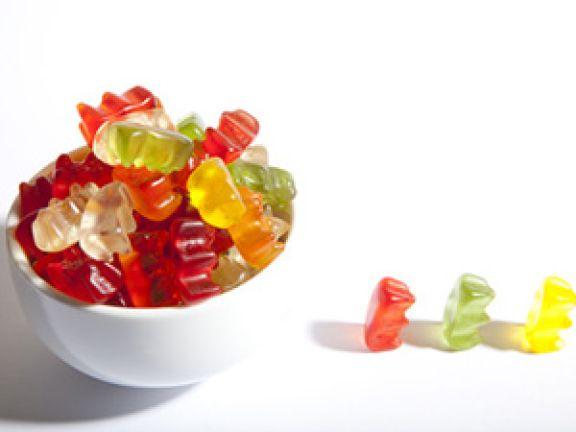 Portionsgrößen – auch von Gummibären – werden häufig unterschätzt. © Herby (Herbert) Me - Fotolia.com