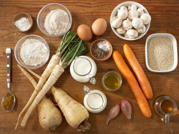 Quinoa-Pfannkuchen
