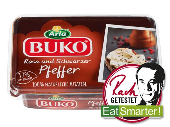 """""""Buko Rosa und Schwarzer Pfeffer"""" von Arla Foods Deutschland GmbH"""
