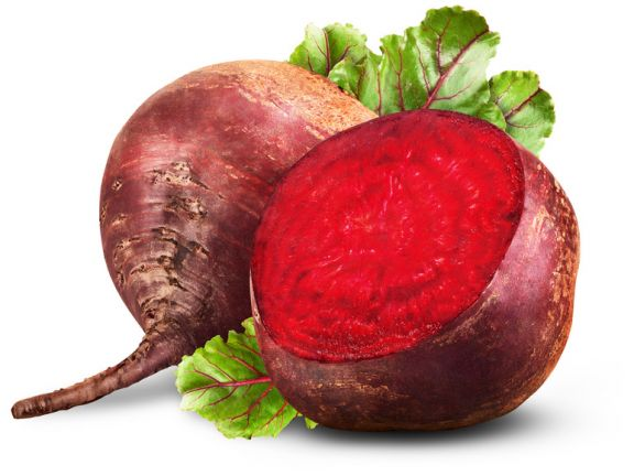Neuer Pre-Workout-Booster: Rote Bete