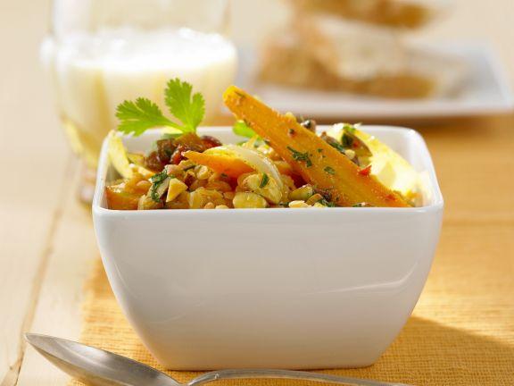 rote linsen curry rezept eat smarter. Black Bedroom Furniture Sets. Home Design Ideas