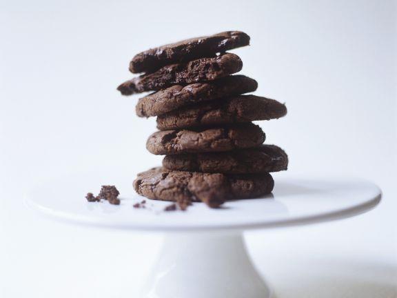 schoko cookies rezept eat smarter. Black Bedroom Furniture Sets. Home Design Ideas
