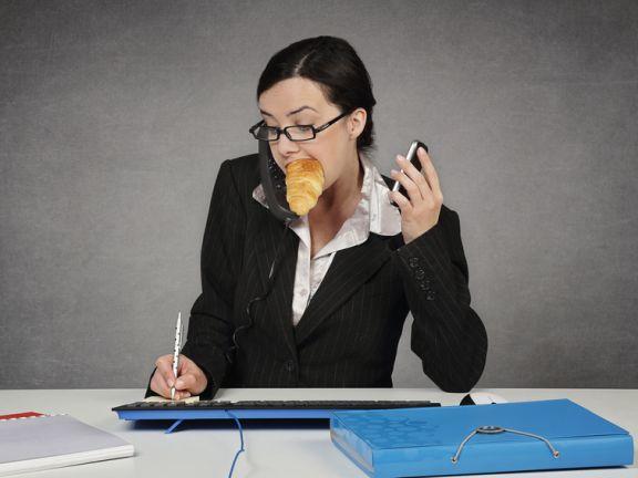 Gesunde Snacks bei Stress