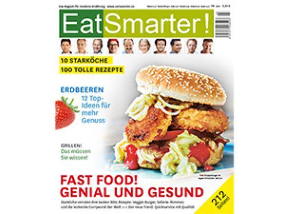 Das neue EAT SMARTER-Magazin Nr. 3/14